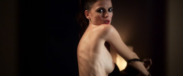 Elena Anaya nude bush full frontal, Allison McKenzie nude sex and Sarah McCardie sex - Swung (UK-2015) HD 1080p BluRay (3)