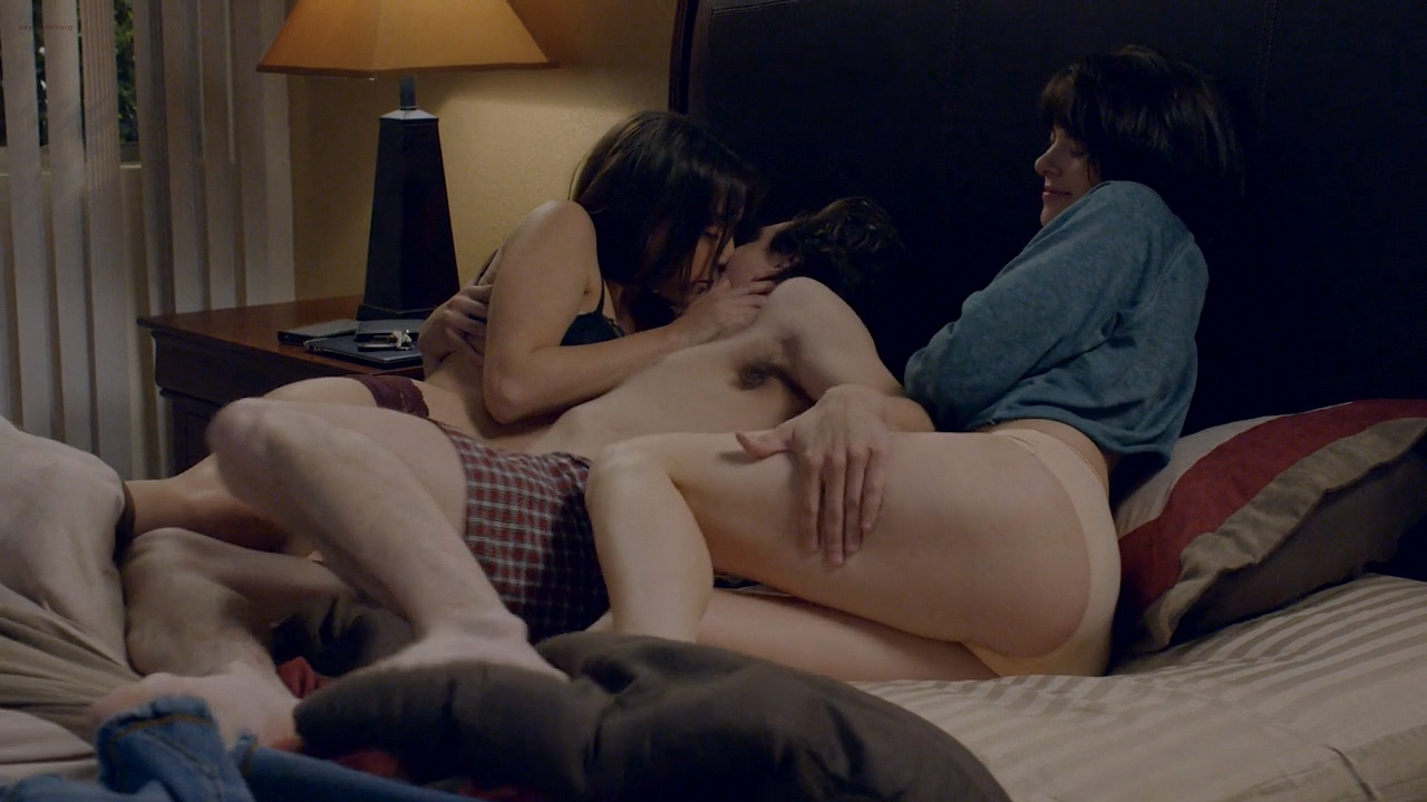 Gillian Jacobs hot sex, Emily Sandifer and Jennifer Blakeslee nude topless and sex - Love (2016) s1e1 HD720p (6)