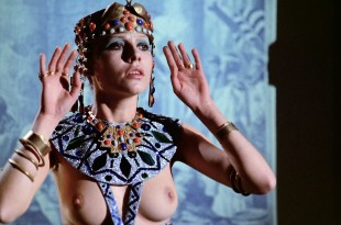 Isabelle De Funès nude butt boobs, Ely Galleani, Carroll Baker and other's nude –  Baba Yaga (1973) HD 1080p BluRay