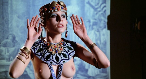 Isabelle De Funès nude butt boobs, Ely Galleani, Carroll Baker and other's nude - Baba Yaga (1973) HD 1080p BluRay (8)