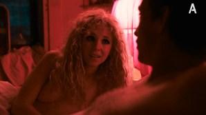 Juno Temple nude butt and boob in hot sex scene - Vinyl (2016) s01e01 HDTV 1080p (10)