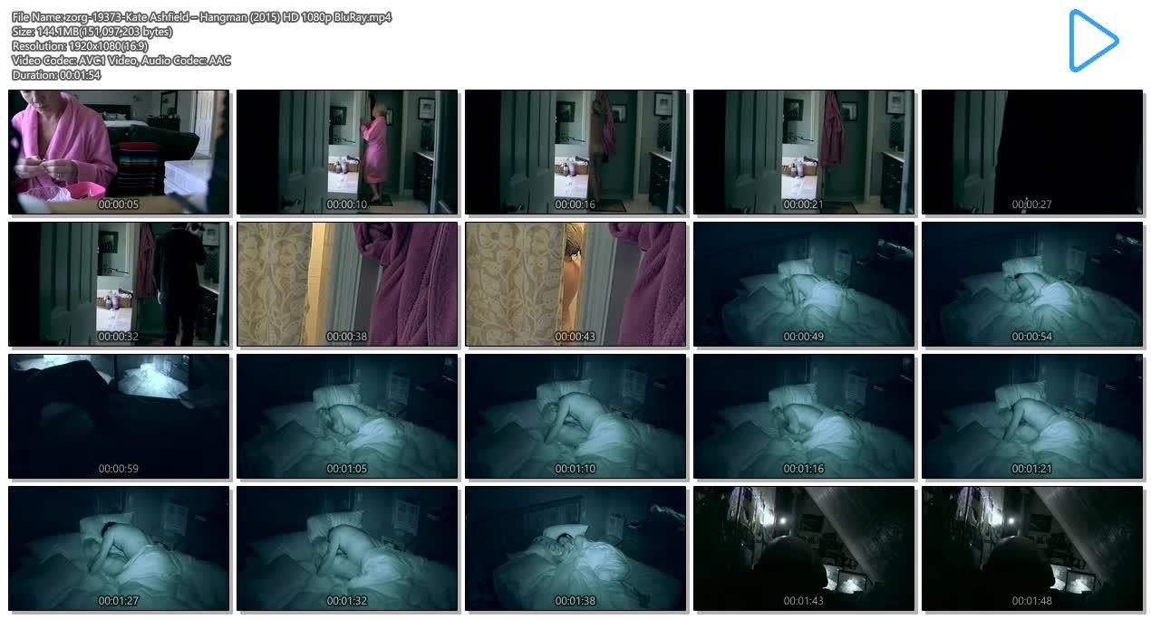 Kate Ashfield nude butt and sex – Hangman (2015) HD 1080p BluRay (6)