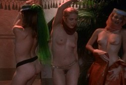 Krista Allen etc nude bush and sex other's nude too - Emmanuelle in Space - A Time to Dream (1994) (8)