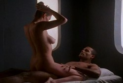 Krista Allen etc nude bush and sex other's nude too - Emmanuelle in Space - A Time to Dream (1994) (5)