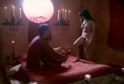 Krista Allen nude bush, sex other's nude - Emmanuelle in Space - A World of Desire (1994) [bush, sex] (15)