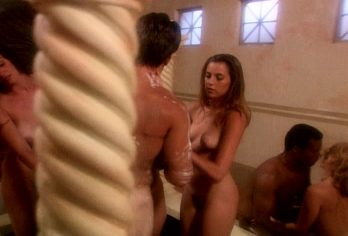 Krista Allen nude lesbian sex and other's nude - Emmanuelle in Space - One Last Fling (16)