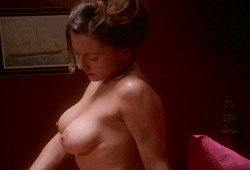 Krista Allen nude lesbian sex and other's nude - Emmanuelle in Space - One Last Fling (7)