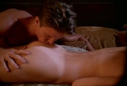 Krista Allen nude lesbian sex and other's nude - Emmanuelle in Space - One Last Fling (15)