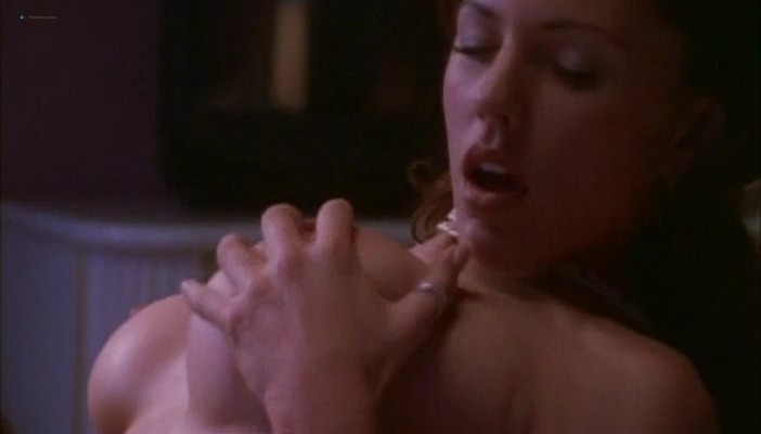 Krista Allen nude sex and Tiendra Demian nude - Emmanuelle in Space - A Lesson in Love (1994) (10)