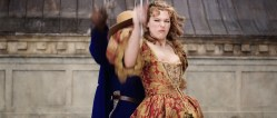 Milla Jovovich hot leggy and Gabriella Wilde cute and hot - The Three Musketeers (2011) HD 1080p BluRay (5)