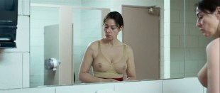Monica Bellucci see through bra and very sexy and Elisabeth Locas nude hot sex -  Ville-Marie (FR-2015)