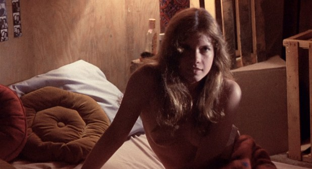 Robbie Lee nude topless, Janice Karman nude and other's nude - Switchblade Sisters (1975) HD 1080p BluRay (4)