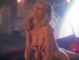 Tanya Roberts nude sex, Margaux Hemingway nude and sex too - Inner Sanctum (1991)