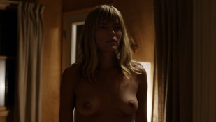 Emma Greenwell nude topless and Michelle Monaghan hot sex - The Path (2016) s1e1 HD 720p