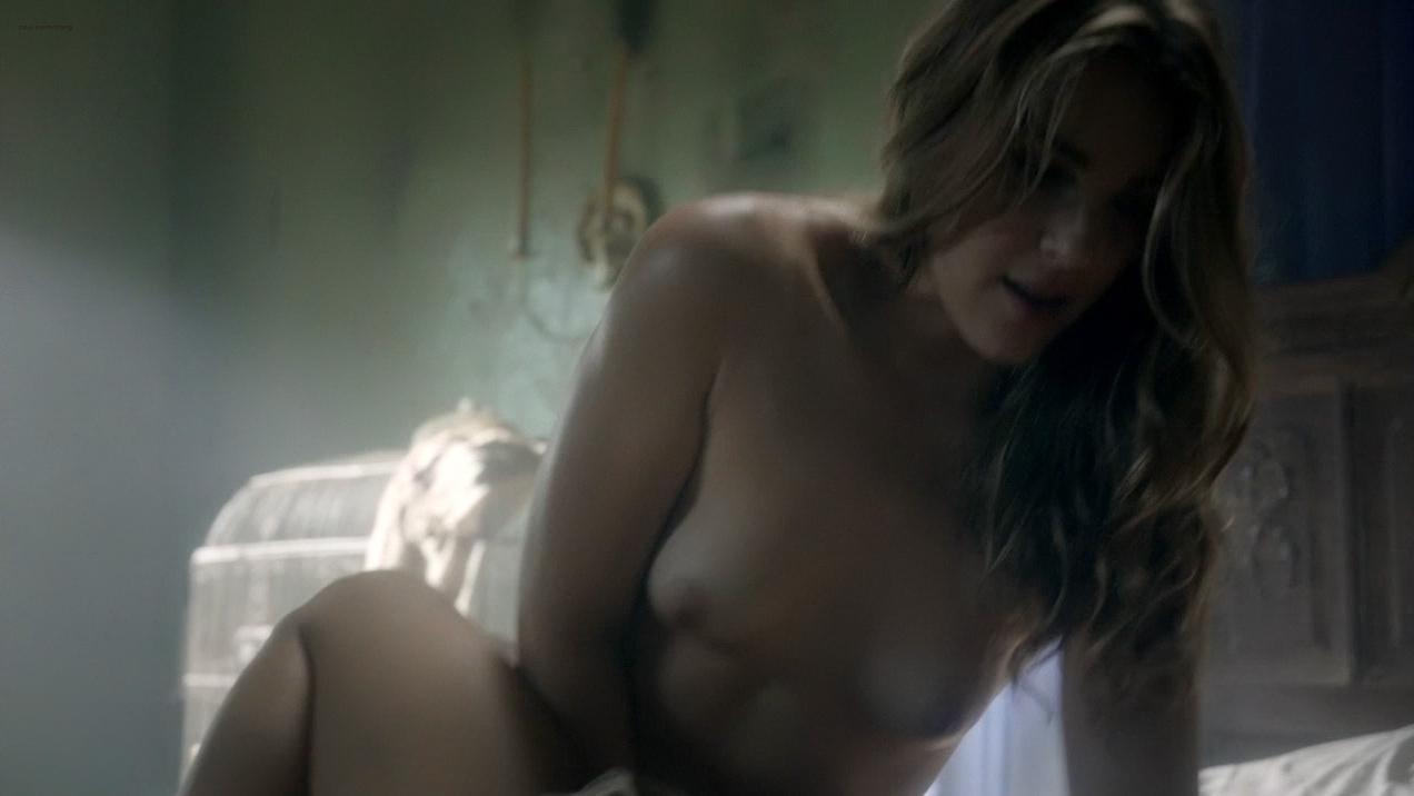 Jessica Parker Kennedy Nude Topless And Nevena Jablanovic -2084