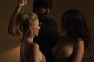 Kati Sharp nude topless and Frances Eve nude sex threesome – Vinyl (2016) s1e7 HDTV 720p