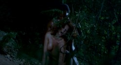 Laura Gemser nude bush, Monica Zanchi nude other's nude too - Emanuelle and the last cannibals (1977) HD 1080p BluRay (18)