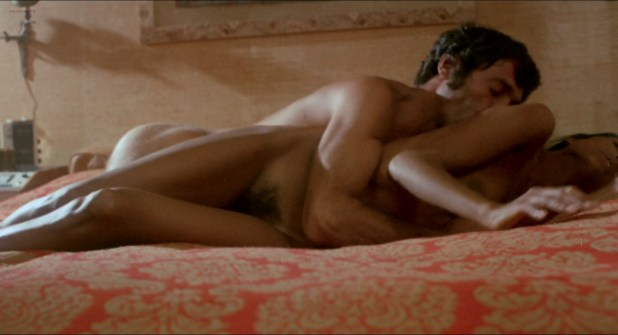 Laura Gemser nude bush, Monica Zanchi nude other's nude too - Emanuelle and the last cannibals (1977) HD 1080p BluRay (8)