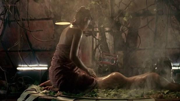 Mylène Jampanoï nude butt and Li Xiaoran nude too - Les Filles Du Botaniste (FR-2006) (1)