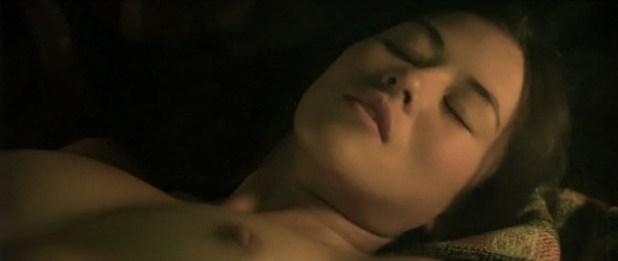 Mylène Jampanoï nude topless and sex - La vallee des fleurs (FR-2006) (4)