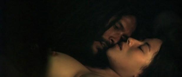 Mylène Jampanoï nude topless and sex - La vallee des fleurs (FR-2006) (14)
