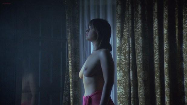 Ann-Beate Engelke nude topless, Nadja Gerganoff nude other's nude too - Bloody Moon (DE-1981) HD 1080p BluRay (4)