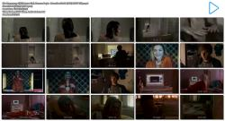 Anna Friel nude side boob in tube and Florence Pugh nude side boob too – Marcella s01e01 (2016) HDTV 720p (7)