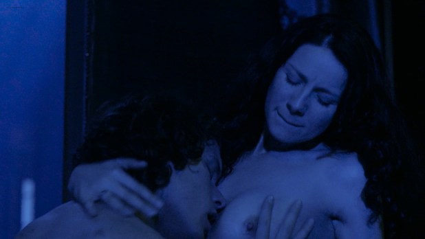 Caitriona Balfe nude topless and sex - Outlander (2016) s2e4 HD 1080p (2)