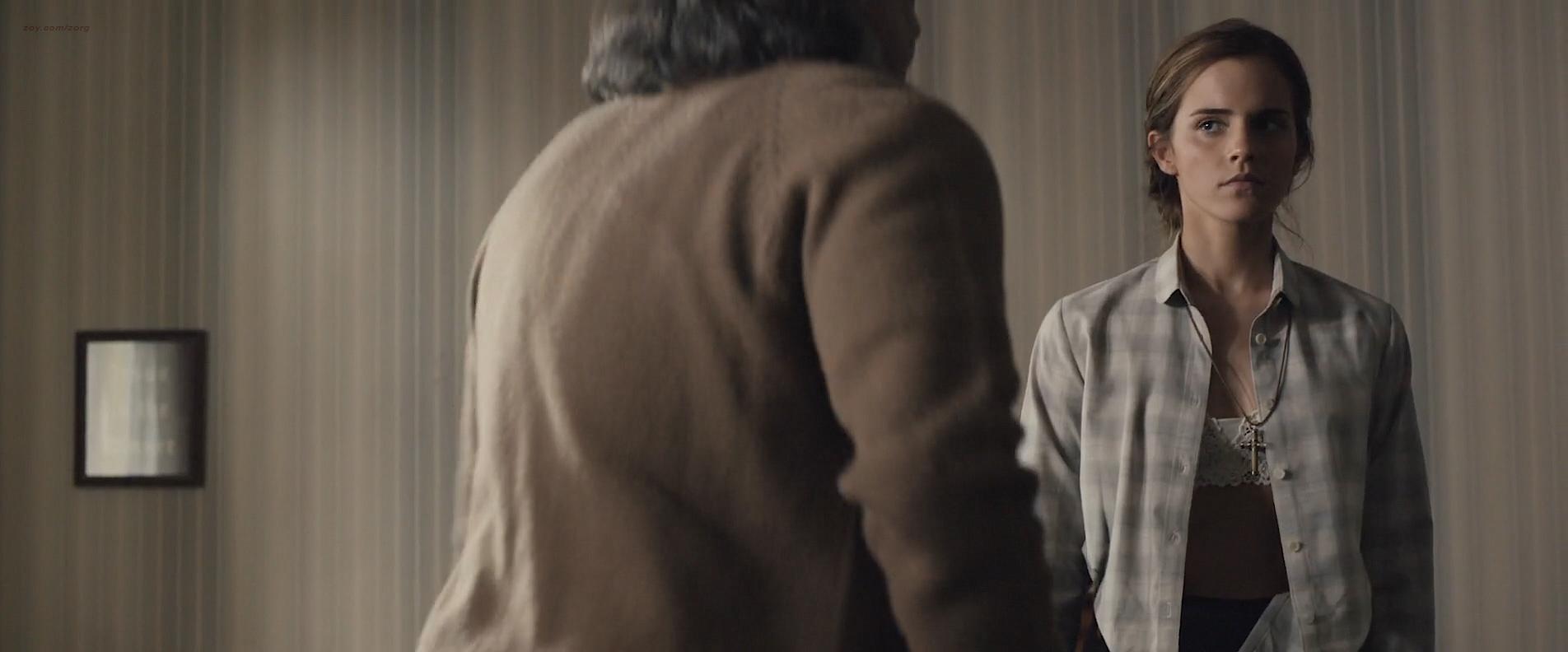 Emma Watson hot, sexy and leggy - Colonia (2015) HD 1080p WEB-DL (2)