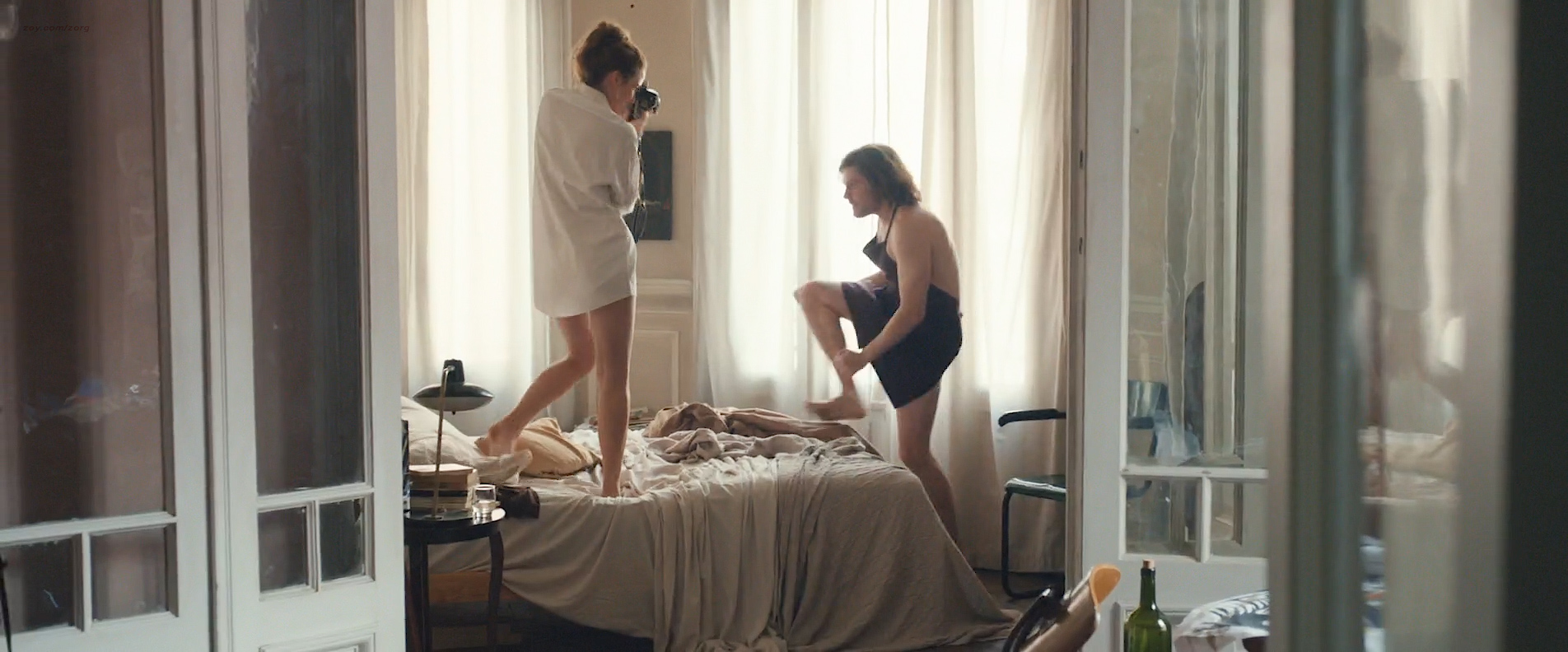 Emma Watson hot, sexy and leggy - Colonia (2015) HD 1080p WEB-DL (8)