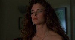 Kelly Preston nude topless, sex and hot see through - Spellbinder (1988) HD 1080p BluRay (7)