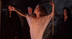 Kelly Preston nude topless, sex and hot see through - Spellbinder (1988) HD 1080p BluRay (9)