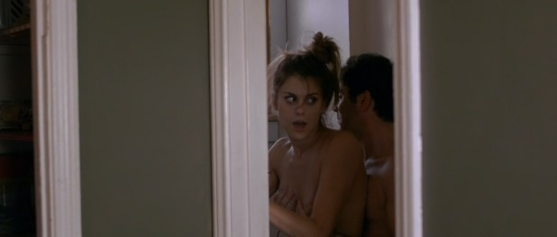 Lindsey Shaw hot sex and a nipple – Temps (2016) HD 1080p Web-Dl (4)