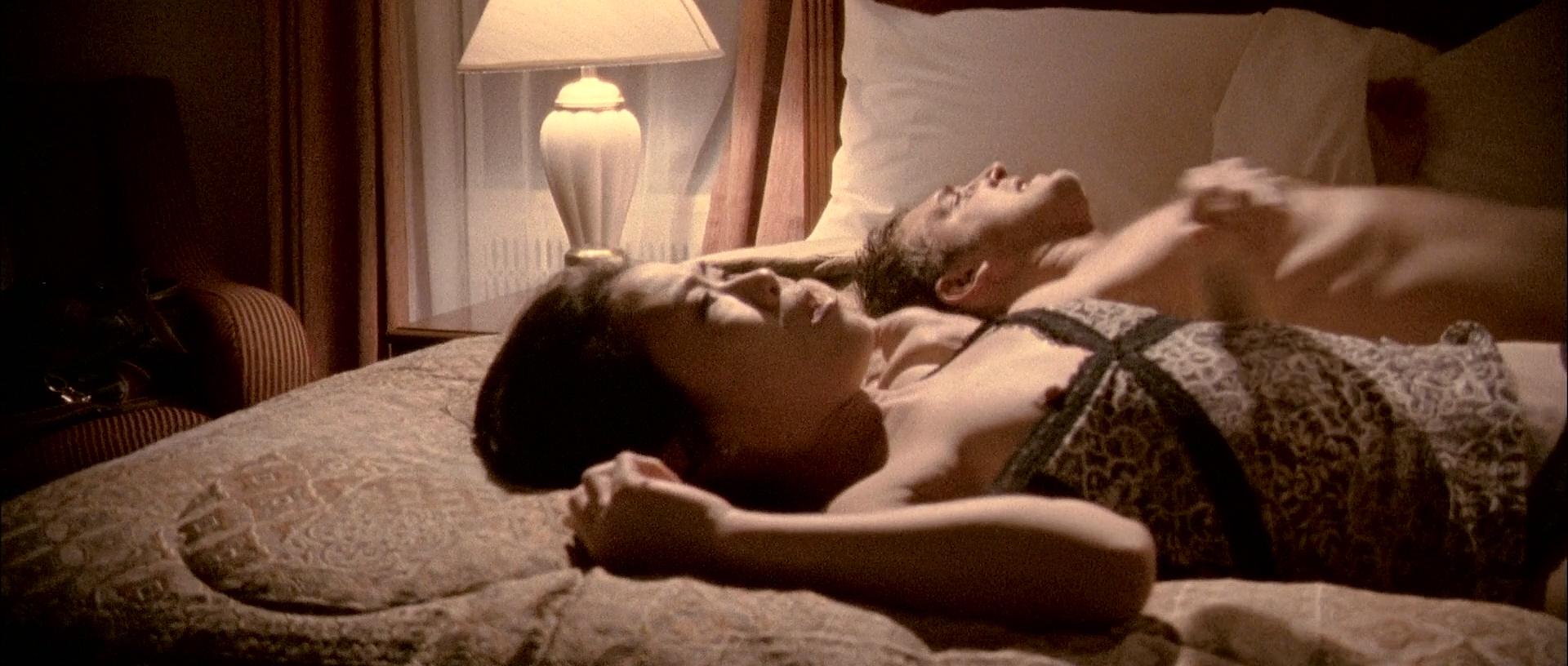 Morena Baccarin nude topless, Vanessa Kai nude sex - Death in Love (2008) hd 1080p Bluray (16)