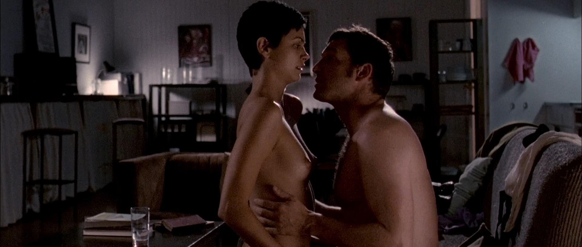 Morena Baccarin nude topless, Vanessa Kai nude sex - Death in Love (2008) hd 1080p Bluray (12)