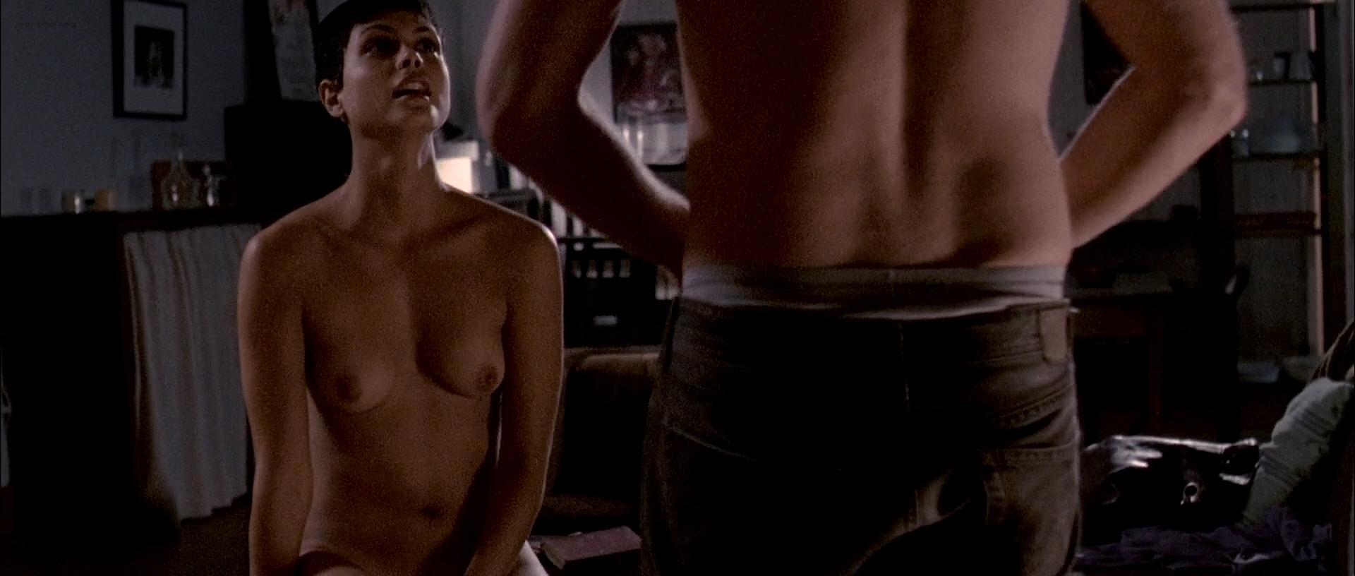 Morena Baccarin nude topless, Vanessa Kai nude sex - Death in Love (2008) hd 1080p Bluray (11)