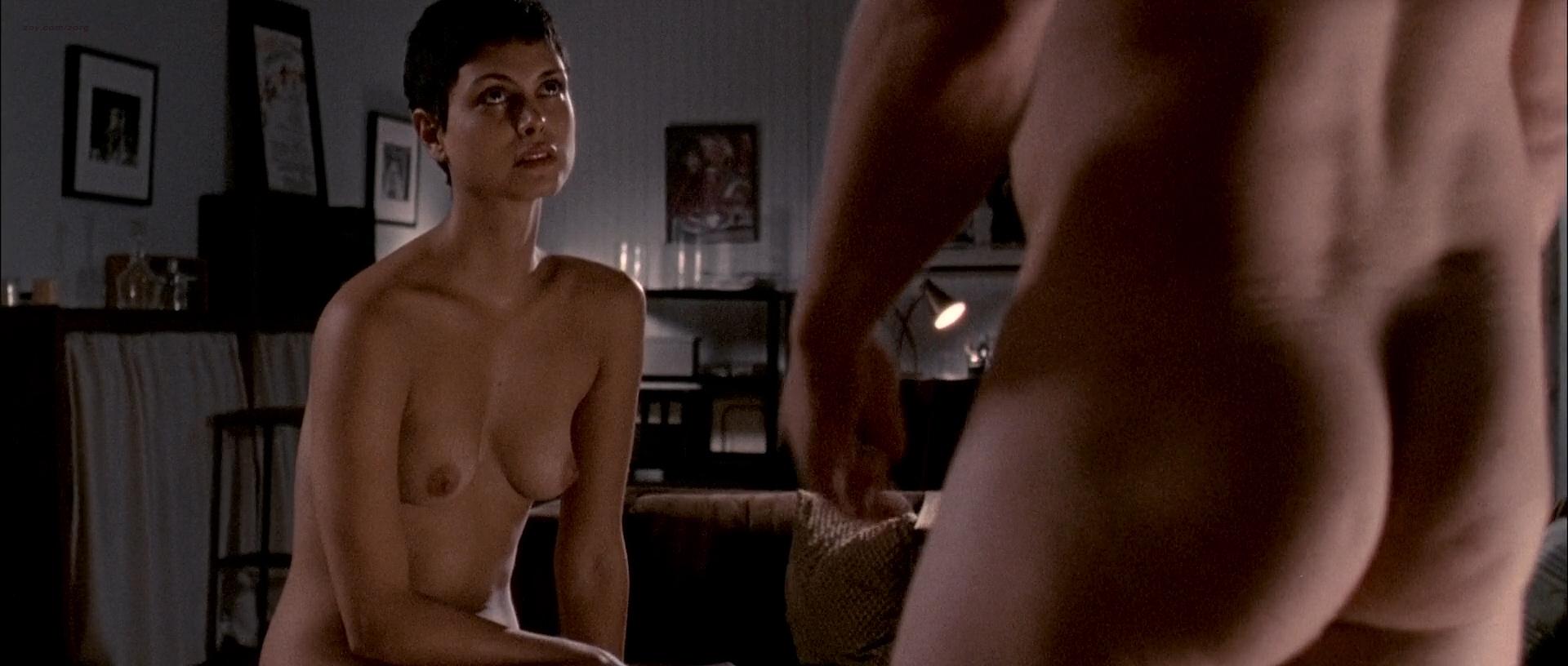 Morena Baccarin nude topless, Vanessa Kai nude sex - Death in Love (2008) hd 1080p Bluray (10)