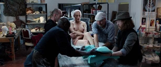 Olga Kurylenko nude topless and butt - La Corrispondenza (IT-2016) HD 1080p BluRay 4