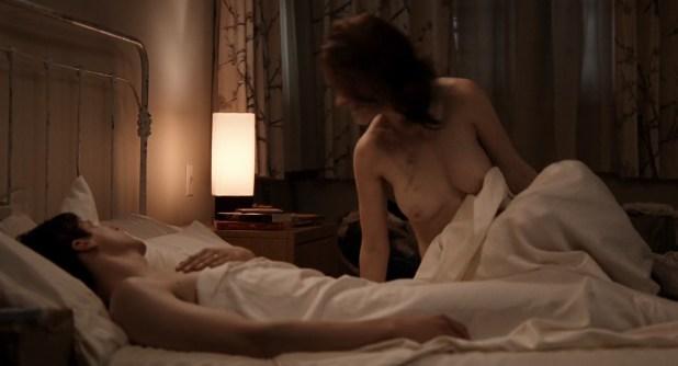 Rachel Brosnahan nude topless - Louder Than Bombs (2015) HD 1080p WEB-DL (6)