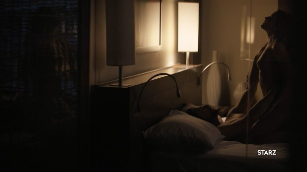 Riley Keough nude topless, butt and sex - The Girlfriend Experience (2016) S01E04-5-6 HDTV 720p (1)