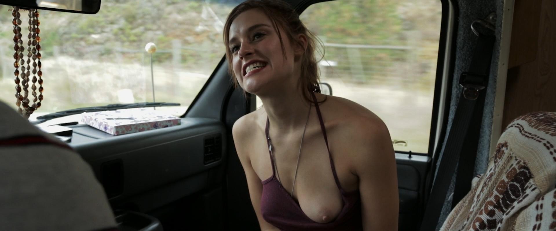 hannah john kam sexy boob