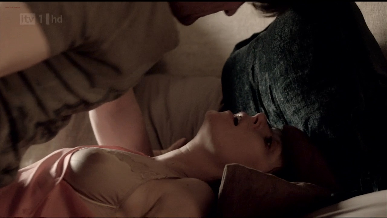 Anna Friel hot sexy, sex and nipple slip - Without You S01 HDTV 720p (1)