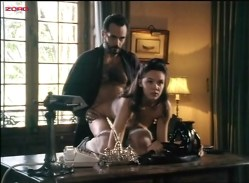 Claudia Cepeda nude full frontal and lot of sex - Story of O - The Series (ES-1992) (14)