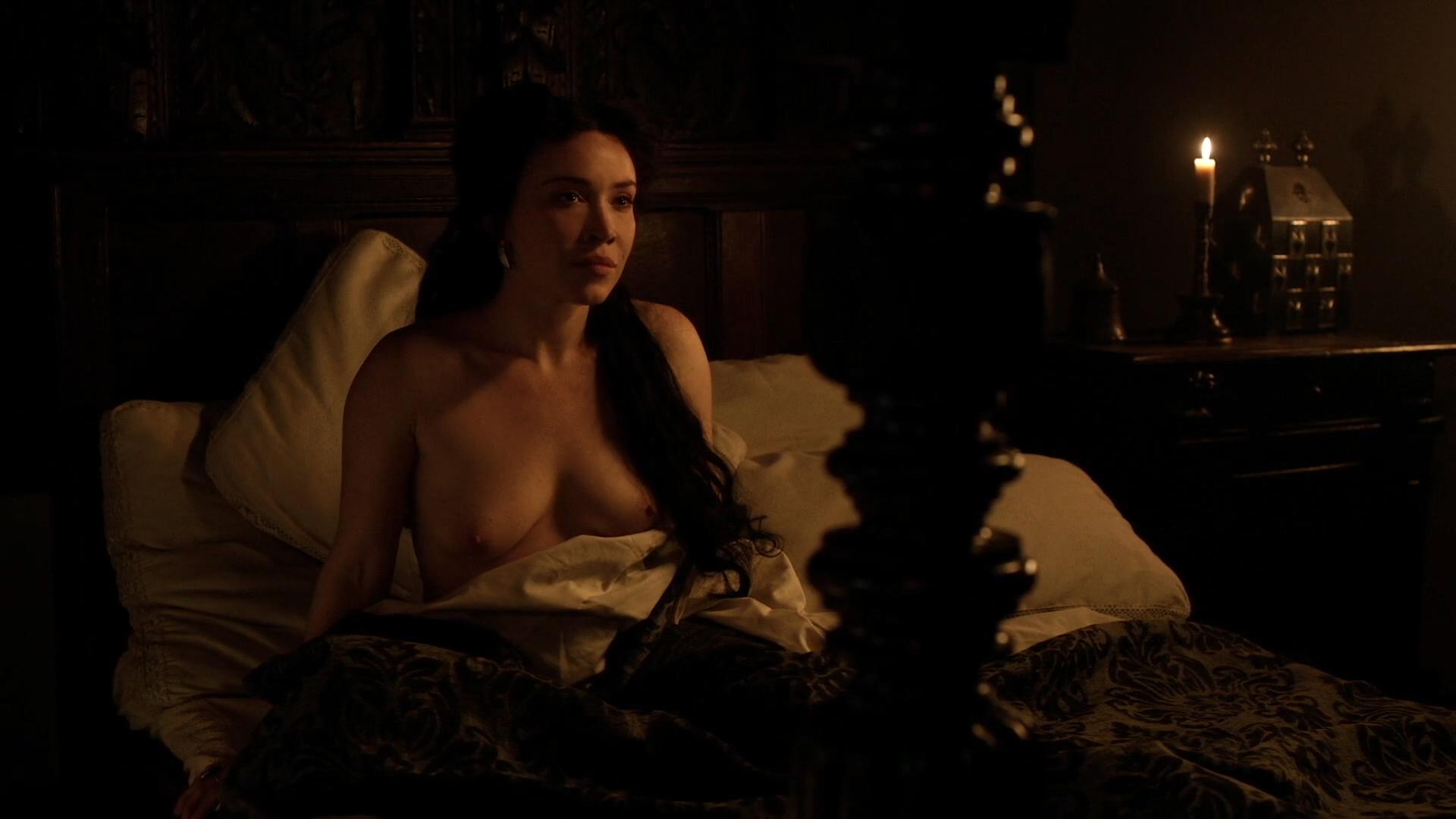 Daisy Lewis nude topless and sex - Borgia (2013) S02E01-02 HD 1080p (5)