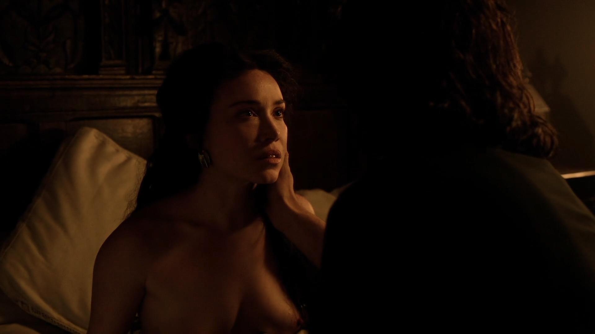 Daisy Lewis nude topless and sex - Borgia (2013) S02E01-02 HD 1080p (13)