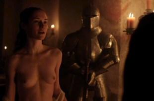 Eliska Krenková nude topless and butt- Borgia (2013) S02E02 HD 1080p
