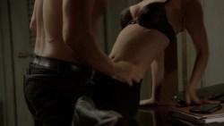 Eliza Dushku nude butt naked and sex Casey LaBow hot sex - Banshee (2016) S04E06 720-1080p HDTV (2)