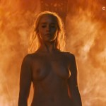Emilia Clarke nude topless- Game of Thrones (2006) s6e4 HDTV 1080p
