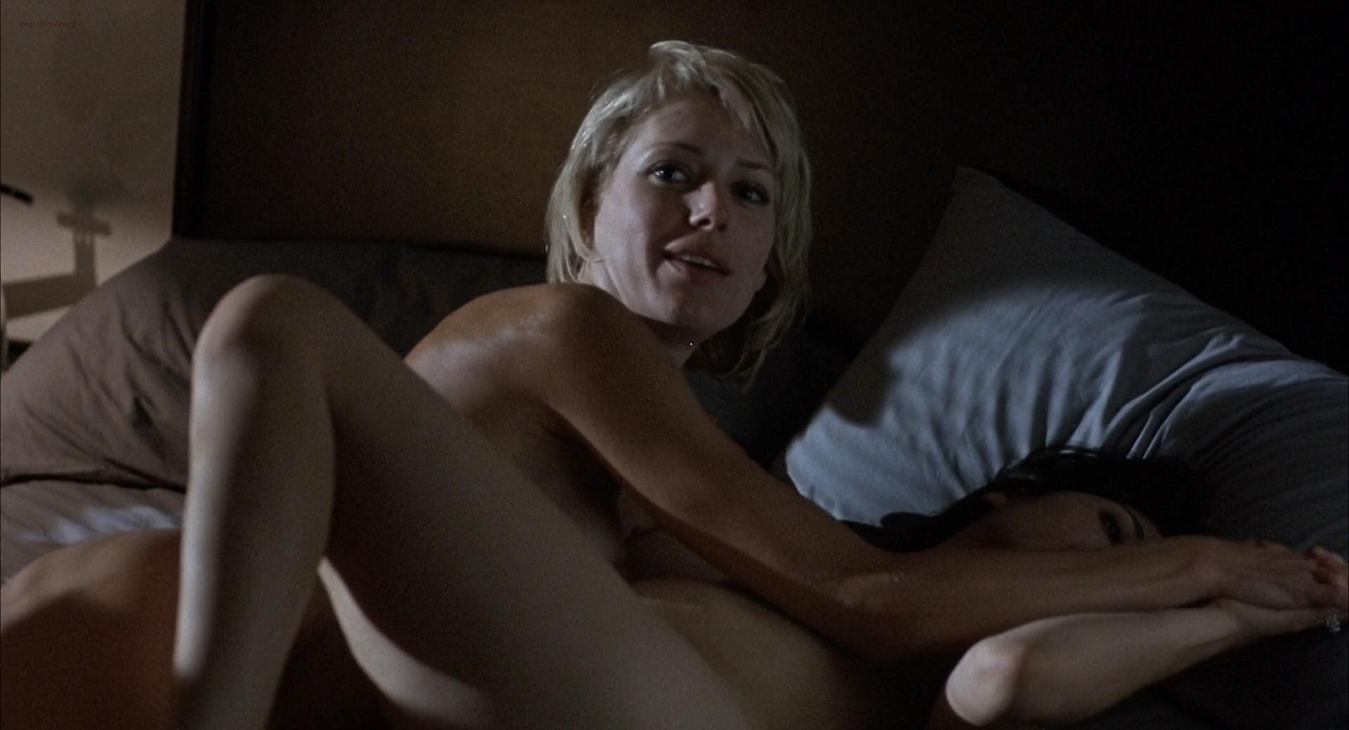 Lisa Zane nude sex Adrienne Leigh and Charisse Glenn nude sex threesome - Bad Influence (1990) HD 1080p (9)