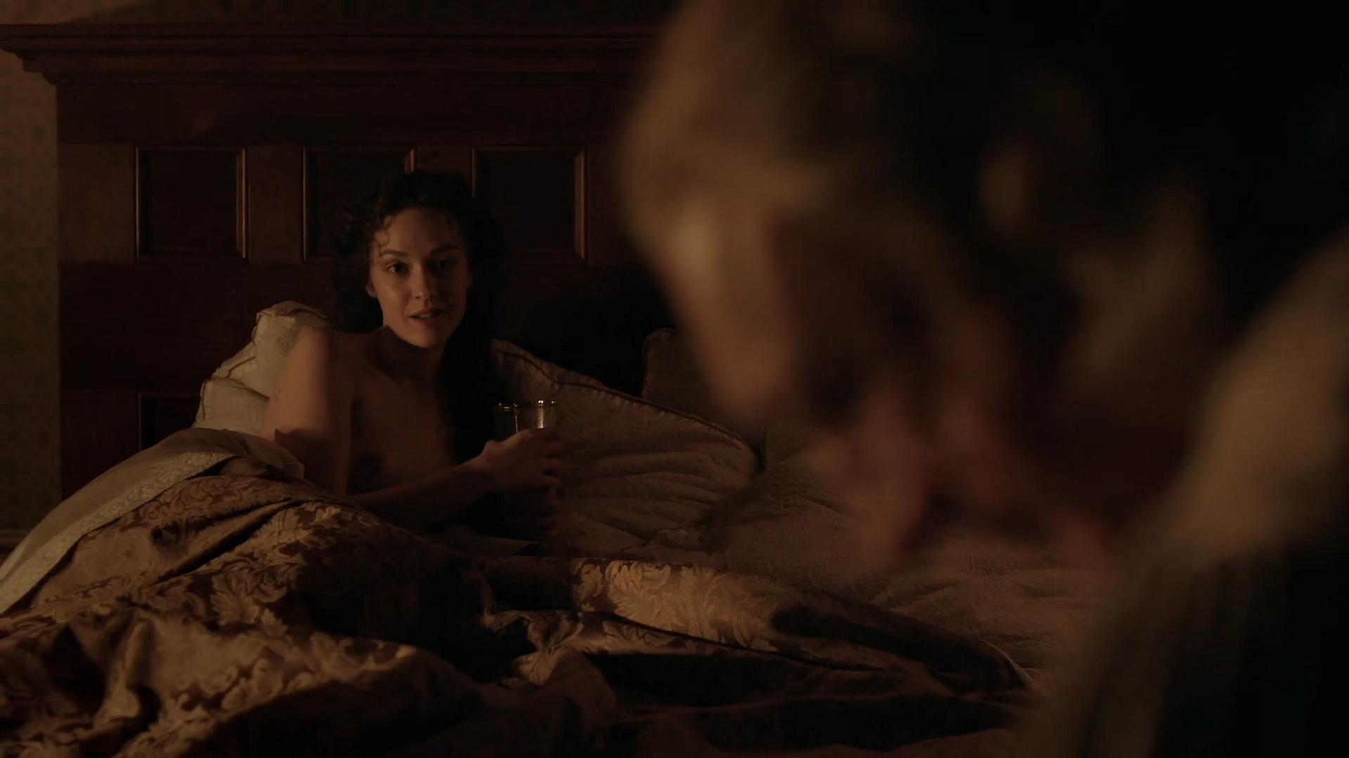 Marta Gastini nude butt, boobs and sex - Borgia (2013) S02 HD 1080p (4)